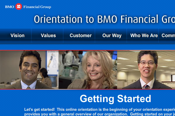 Bank Of Montreal Intranet